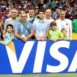 Спонсорът на Световното първенство, VISA, заплаши, че ще прекрати партньорството си с ФИФА.