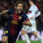 Жорди Алба остава в Барселона за още 5 години