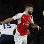 Arsene Wenger: 'Olivier Giroud is a real goalscorer, but just had an off day'