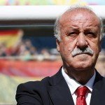 "Del Bosque: ""Spains achivements show that there is no need to change the way we play"""