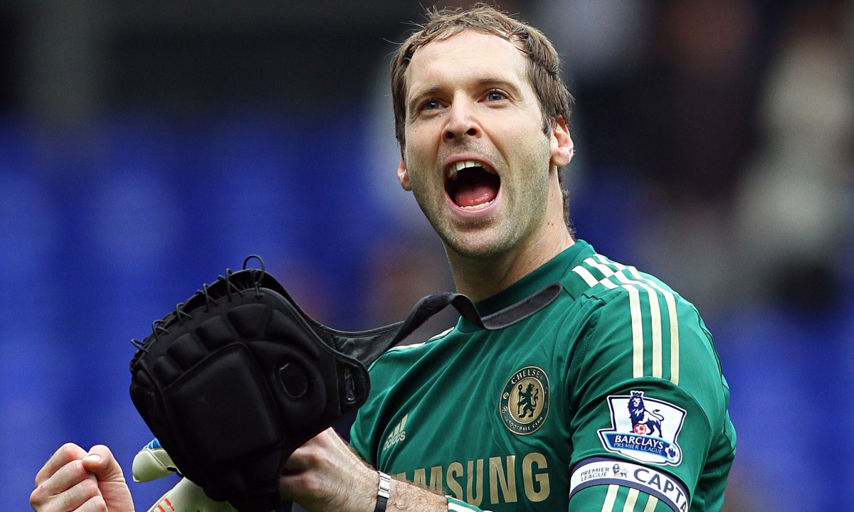 Attracting Petr Cech to the team was one of my most difficult
