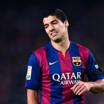 Luis Suarez forgot his passport just before Barcelona departed for a match with Arsenal
