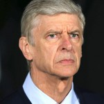 What prompted Wenger to leave the interview?
