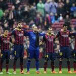 Barcelona may be removed from the La Liga