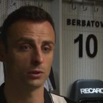 Dimitar Berbatov took a surprise decision