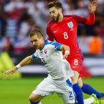 Словакия измъкна ценна точка от Англия (ВИДЕО)
