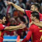 Spain shiny told Turkey game (VIDEO)