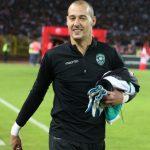 Ludogorets goalkeeper release