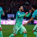 Барселона на крачка от финал, наказа Атлетико Мадрид като гост