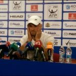 """Grigor admitted: """"To play in front of the bulgarian audience means a lot to me"""""""