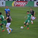 Complete insanity for the penalties of the players of Lokomotiv Plovdiv and Ludogorets